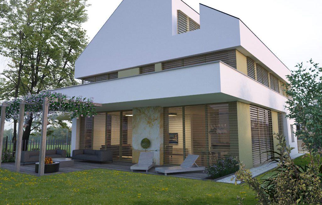Hiša 3d